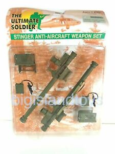 The Ultimate Soldier 21st Century Stinger Anti-Aircraft Weapons Accessories 1:6