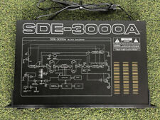Roland SDE-3000A Digital Delay Rack Effect SDE 3000 A U727 USED 24W Japan