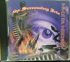 """THE SCREAMING JETS 'Tear Of Thought' 1992 16Trk CD """"Helping Hand, Here I Go"""""""
