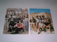 AUF WIEDERSEHEN PET PAT ROACH JIMMY NAIL HOLTON SIGNED REPRINT PHOTOS