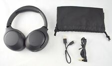 Sony Wh-Xb900N Wireless Noise Canceling Over-Ear Headphones Black Whxb900N -9sp