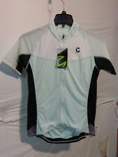Cannondale Women's Performance Classic Cycling Jersey, Linen Size Small $60