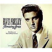 Elvis Presley Amazing Grace His Greatest Sacred Songs 2 CD Box Set