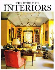 December Monthly World of Interiors Magazines in English | eBay