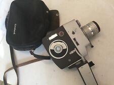 Cineland  RZ 407 Cine Camera Vintage Cine Camera And Case