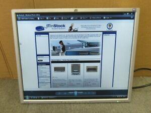 "HP LP1965 RA374A HSTND-2191-L 19"" LCD TFT Monitor DVI USB No Stand"
