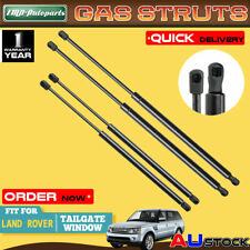 4x For Land Rover Range Rover Sport L320 05-12 Tailgate & Rear Window Gas Struts