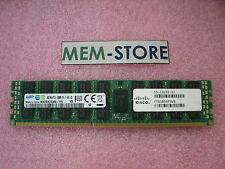UCS-MKIT-164RX-D 32GB 2x16GB PC3L-10600R CISCO ORIGINAL Memory Cisco C230 M2