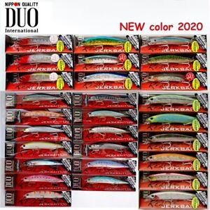 DUO Realis Jerkbait 120SP Sw Fishing, Japan, Wobbler, Bait, Pike 29 Colours New