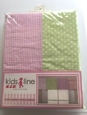Kids Line Mosaic Garden Window Valance