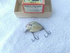 L@K Have to See Ex Ex Old 730 Crappie Heddon Punkinseed & Box Fishing Lure L@K