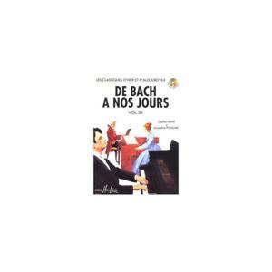 De Bach à nos jours Vol.3B - Charles Hervé, Jacqueline Pouillard - Piano