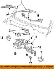 FORD OEM 92-97 F-250-Intermittent Wiper Governor YC2Z17C476AA
