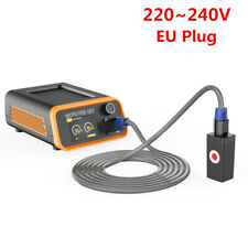 220V 800W Induction Heater Auto Car Paintless Dent Removal Repair Tool EU Plug