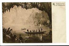CPA - Carte Postale - Belgique -Grotte de Han- Lac d'embarquement VM2098
