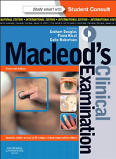 Macleod's Clinical Examination, , Good Condition Book, ISBN 9780702047299