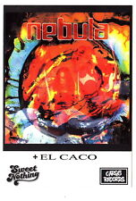NEBULA 2002 promo postcard with dates on the baco 10 x 15 cm