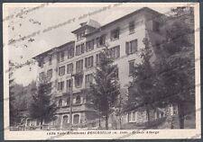 BERGAMO RONCOBELLO 09 VAL BREMBANA - HOTEL ALBERGO Cartolina