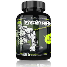 Dyanabol Pre Workout Booster Trainingsbooster Pump Nutrition Energy Koffein V1