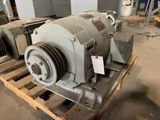 40 HP General Electric DC Electric Motor 1800 RPM Fr 327AT DPBB 550 V EOK