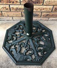 Heavy Cast Iron Umbrella Stand