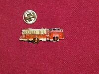 VINTAGE PIN PINBACK WEST ALBANY FD FIRE DEPARTMENT