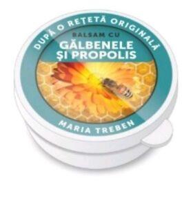 Calendula mit Propolis Balsam Salbe 30ml 100%Natürliche Hautcreme