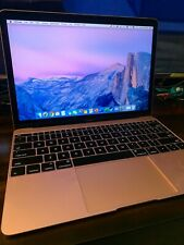 Apple MacBook 12' 512 Gb Rose Gold Laptop - Mmgm2Ll/A (April, 2016)