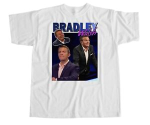 Bradley Walsh T shirt ITV Funny Gameshow Good Morning Schofield Homage Celebrity