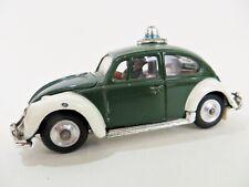 CORGI 492 'VW/VOLKSWAGEN 1200 BEETLE SALOON POLIZEI/POLICE CAR'. GOOD.