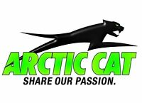 """ARCTIC CAT Pounce 28"""" Vinyl Truck Decal Snowmobile Sled Trailer Graphic Sticker"""