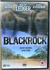 Blackrock DVD 1997 Australian Crime Drama Film Movie with Heath Ledger