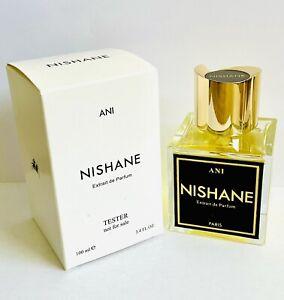 Nishane Ani 100 ml / 3.4 Fl.Oz Extrait de Parfum UNISEX TESTER. USA SELLER