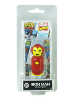 Pin Mates Iron Man Wooden Figure #80 Marvel Comics Classic Avengers New
