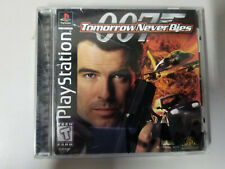 007 Tomorrow Never Dies Greatest Hits Playstation PS1 Video Game Complete CIB