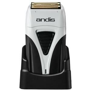 Andis Profoil Lithium Plus Titanium Foil Shaver 17200 Mens Cordless Barber Fades