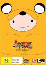 Adventure Time: Season 5  - Part 2 (DVD) Brand New
