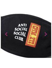 Anti Social Social Club X Cpfm Xyz Face Mask Brand New Assc