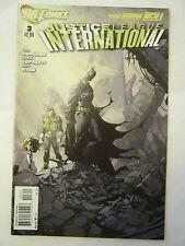 January 2012 DC Comics Justice League International #3 <NM> (JB-68)