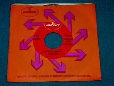 """JACKIE ROSS """"I Must Give You Time"""" VG++ 45 : Mercury 73185 @ 1971 Soul R&B"""