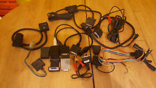 16 x snap on car diagnostic leads set good condition & working order