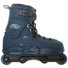 Razors SL Navy Aggressive Inline Skates Mens 6.0 NEW