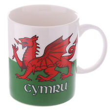 Welsh Dragon - Wales - Cymru - Bone China Mug - BNIB