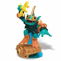 Skylanders Superchargers: Deep Dive Gill Grunt Individual Character New In 6E