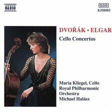 Dvorak-Elgar: Cello Concerts