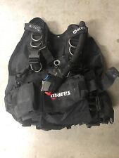 Used Mares Syncro Tech BCD size Small