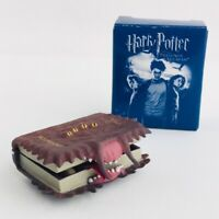Harry Potter The Monster Book of Monsters Pullback Toy Car 2004 Japan