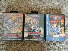 Streets Of Rage 3 plus 1 and 2