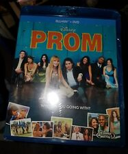 Disney Prom Blu-Ray / DVD Combo Movie  Pack (2011) Brand New and Sealed