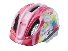 Levior Primo CASCO FUCSIA/Rosa FILLY motivo, regolabile, ERL 46-52 cm
